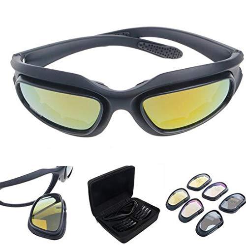 Polarizadas Lente Gafas Para El Sol hípica 4 lente