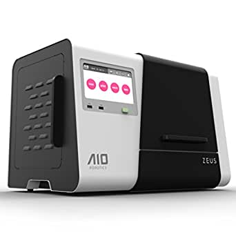 AIO Robotics PR1001 ZEUS All-In-One 3D Drucker und Scanner, Plastik, Desktop, geschlossen, PLA 1,75 mm