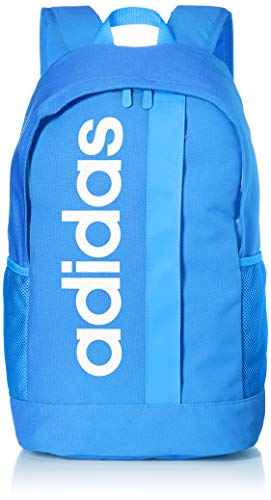 adidas Linear Core Rucksack, True Blue/White, One Size