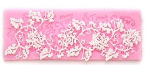 allforhom-tm-rattan-shape-flower-and-leaf-sugarcraft-silicone-lace-fondant-embossing-mat-cake-diy-mo