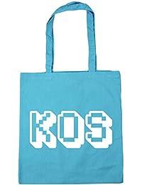 HippoWarehouse Kos Tote Shopping Gym Beach Bag 42cm x38cm, 10 litres