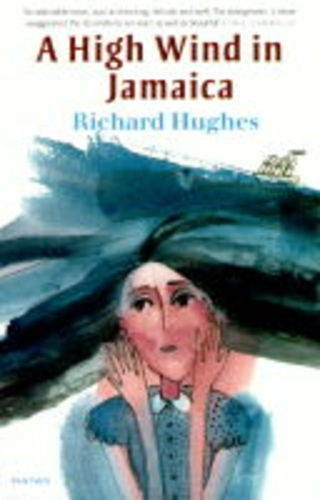 Book cover for A High Wind in Jamaica