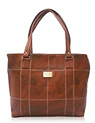 Alice Womens Handbag(Brown,Bag 002)
