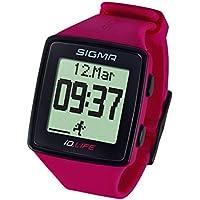 Sigma 24620 Reloj de Actividad, Unisex Adulto, Rojo, Talla Única