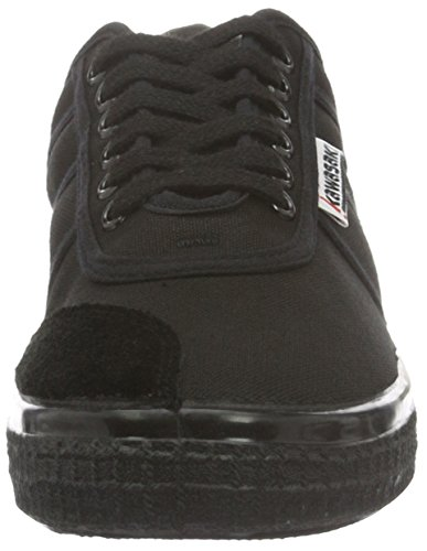Kawasaki Unisex Sneaker Basic Canvas All Black *