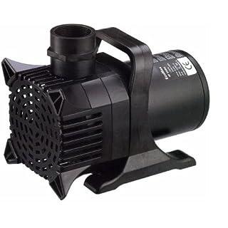 AquaForte Teichpumpe P-25000 mit viel Druck!, 520W, 25 m³/h, Förderhöhe 8m