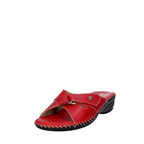 Cinzia Soft IAR7036 003 Pantoletten Damen Rot