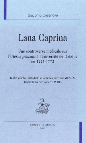 Lana Caprina
