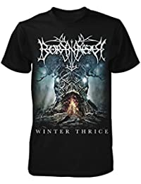 Borknagar Winter Thrice T-Shirt