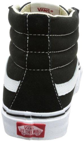 Vans U SK8-HI SLIM VQG36BT Unisex-Erwachsene Sneaker Schwarz (Black)