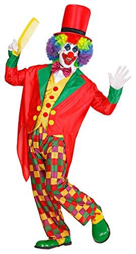 WIDMANN Costume 'Clown' in Taglia L