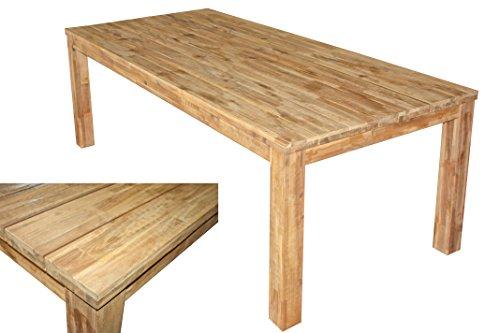 Gravidus Holztisch aus Akazie, ca. 220 x 100 cm