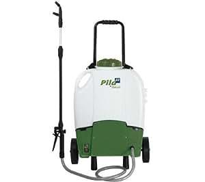 RIBILAND - Pulvérisateur électrique sur roues 23 litres.
