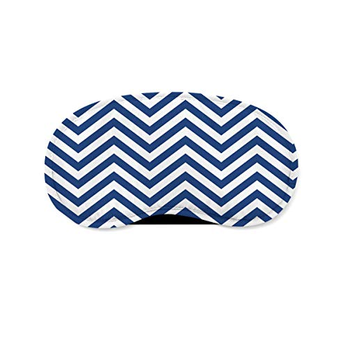 Chevron Stripes Schlafaugenmaske/Augenmaske -