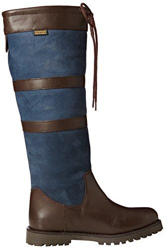 CabotswoodBanbury - Stivali donna Blu (Blue (Oak/Navy))