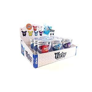 Pocket Money 1 x Furby - Pies enrrollados - Random - Estilo y el Color Puede Variar