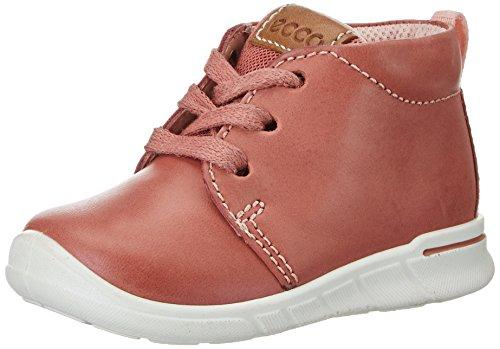 Ecco Baby Mädchen First Stiefel, Rot (Morillo), 22 EU