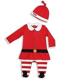 The Essential One - Weihnachtskostüm Weihnachtskleid Baby Mädchen EO149
