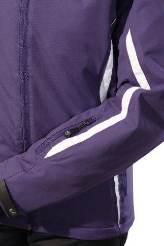 Ultrasport Damen-Funktions-Alpin-Outdoorjacke Mayrhofen mit Ultraflow 10.000 purple