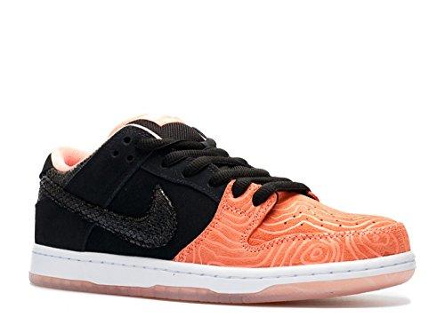 Nike Men's Dunk Low Premium Sb Skateboarding Shoes Multicolour Size: 12 UK