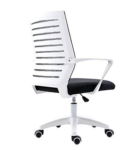 Chair Home Office Stuhl Heben Drehstuhl Stuhl Treffen Mitarbeiter modernen minimalistischen Sitz faul Spiel Rückenlehne Stuhl ()