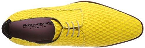 Floris 14157 van Gelb Derbys Herren Bommel Yellow B1Rna1