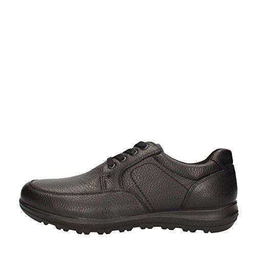 Enval Soft 6887000 Sneakers Uomo Pelle Nero Nero 41