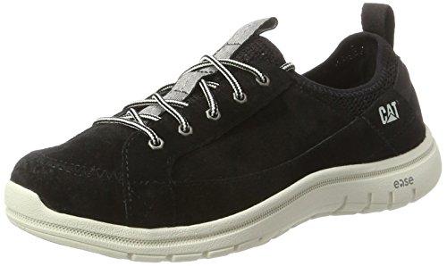 Caterpillar Damen Swain Sneakers, Schwarz (Womens Black/White), 38 EU - Cat Damen Schuh