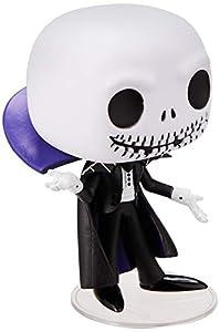 Funko- Pop Figura De Vinil: Disney: Nightmare Before Christmas-Vampire Jack Coleccionable, Multicolor (42672)