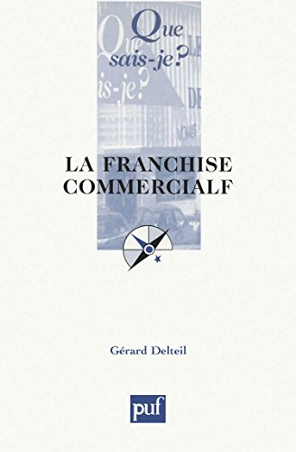La Franchise commerciale