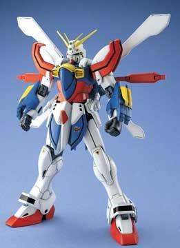 Bandai Hobby God Gundam, Bandai Master Grade Action Figur von Bluefin Distribution Toys