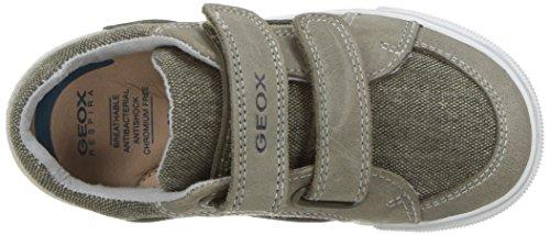 Geox B Kiwi Boy G, Chaussures Marche Bébé Garçon Vert (OLIVE/NAVYCD3F4)