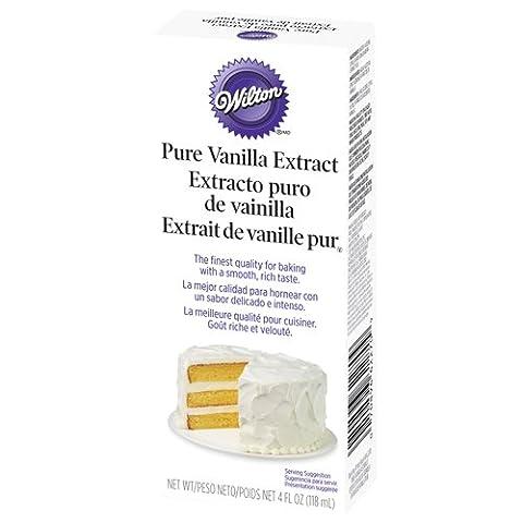 Wilton Pure Vanilla Extract-4oz, Other, Multicoloured