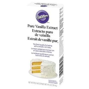Estratto puro di vaniglia Wilton 118 gr