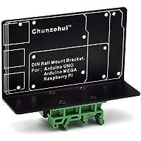 Soporte de carril DIN para Raspberry Pia 2 3 B B + Zero Arduino UNO MEGA