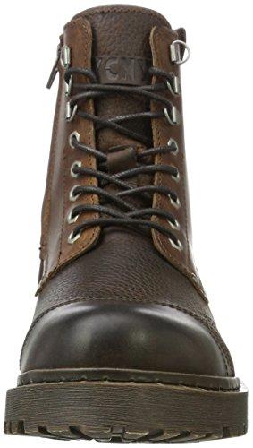 Yellow Cab Herren Stone M Biker Boots Braun (Tan)