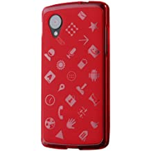 CruzerLite EXP - Funda para móvil LG Nexus 5 (TPU), rojo