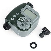 Preisvergleich für Automatische LCD Display Digital Gartenbewässerung Controller DIY Allwetterfähigkeit Wasserhahn Timer Schlauch...