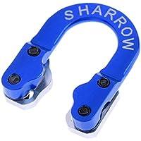 Homyl D Loop Anillo de Hebilla de Cuerda Pieza de Recambio En Deportes - Azul