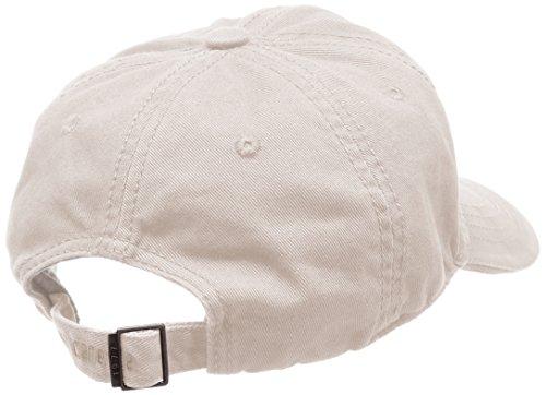 camel active Herren Baseball Cap 5c10 Grau (Stone 10)