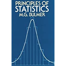 Principles of Statistics (Dover Books on Mathematics)