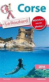 Guide du Routard Corse 2016