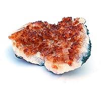 Reiki Healing Energy Charged Großer roher Citrin Kristallstein, 1018 g (vorteilhaft für die Reinigung) preisvergleich bei billige-tabletten.eu