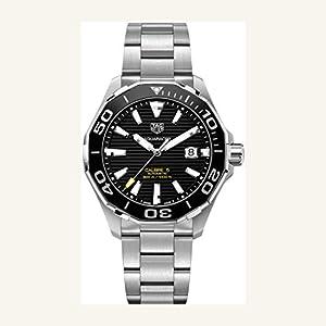 TAG Heuer Aquaracer Herren-Armbanduhr 43mm Automatik WAY201A.BA0927