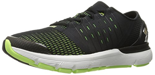 Under Armour Speedform Europa Scarpe da Corsa - AW17 BLACK / QUIRKY LIME / CHROME