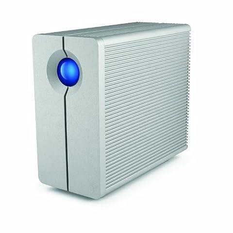 Lacie 9000317 2BIG Quadra 8000 GB