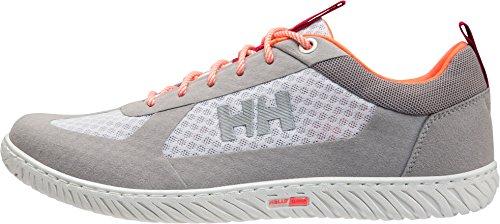 Helly Hansen W Santiago L.20, Zapatillas de Deporte para Mujer, Gris (Penguin/Nimbuscloud/B 841), 36 EU Helly Hansen