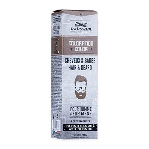 Staining-Hair-Beard-Blond-Ash-Hair-gum