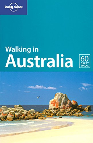 WALKING IN AUSTRALIA 5ED -ANGL par AA. VV.
