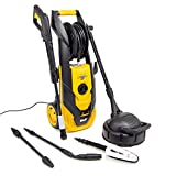 Best Electric Power Washers - Wolf Electric Pressure Washer 140BAR Water Power Jet Review